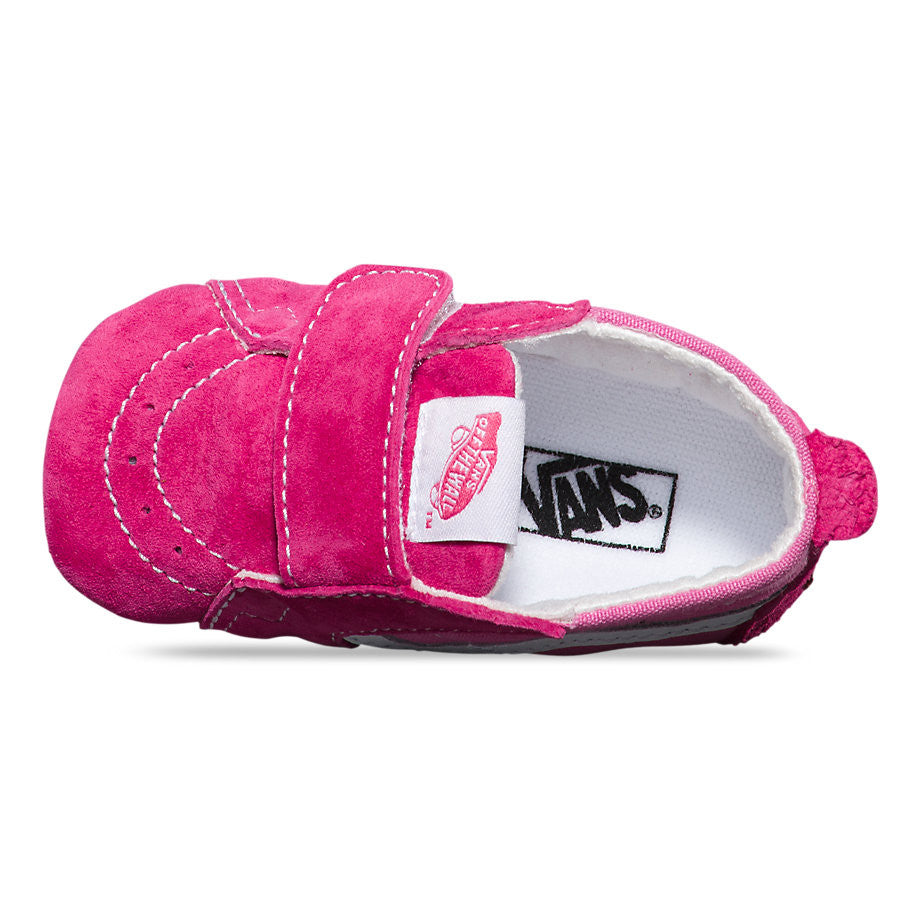 027907a60b INFANT SK8-HI CRIB PINK   HOT PINK - Boutique Adrenaline