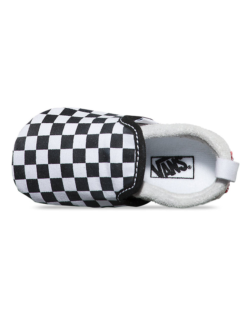 VANS INFANT Shoes SLIP-ON CRIB CHECKERBOARD