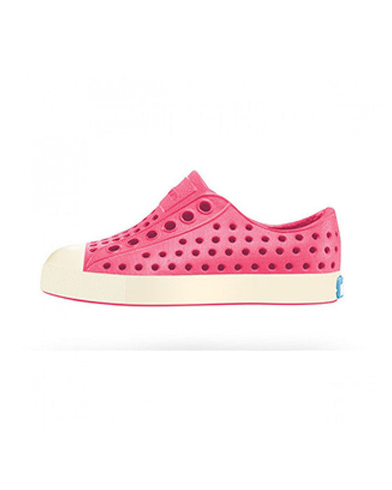 NATIVE JEFFERSON JUNIOR HOLLYWOOD PINK Shoes