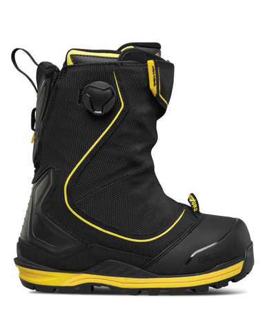 JONES MTB BLACK-YELLOW