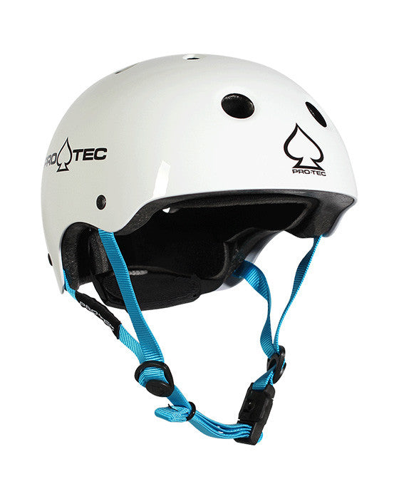 PRO-TEC JR CLASSIC FIT CERTIFIED GLOSS WHITE