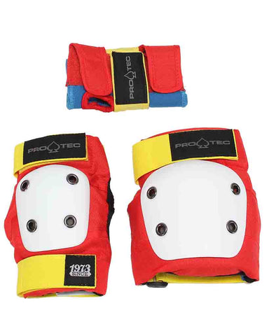 JUNIOR 3-PACK PADS RETRO