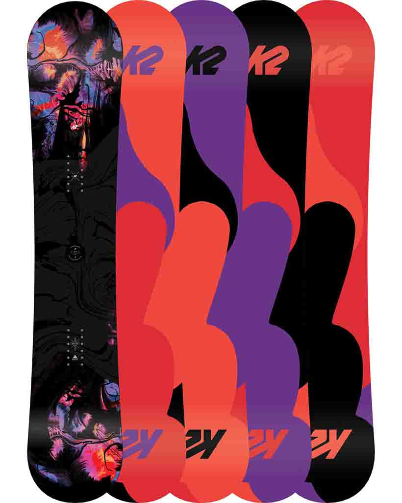 Snowboard K2 FIRST LITE 142  2019