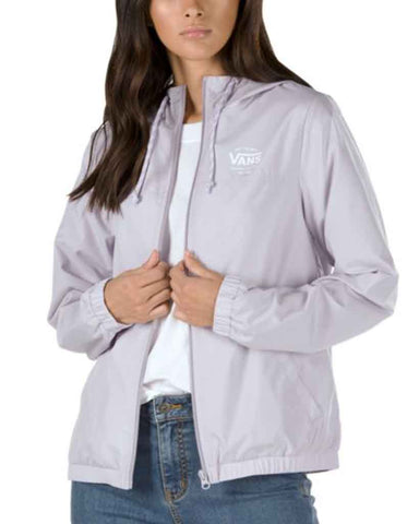 VANS KASTLE II WINDBREAKER EVENING HAZE JACKET