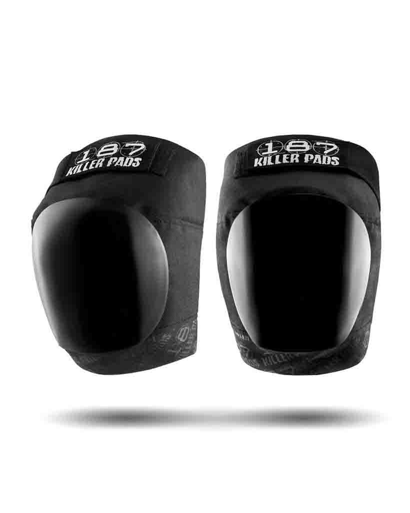 187 KILLER PADS Protection - PRO KNEE BLACK