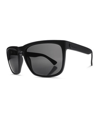 KNOXVILLE XL MATTE BLACK OHM GREY POLARIZED