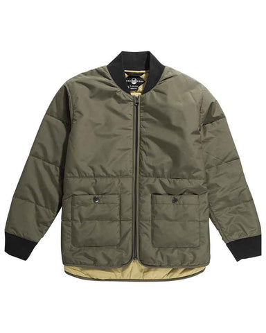 LADIES BOMB AIR JACKET OLIVE