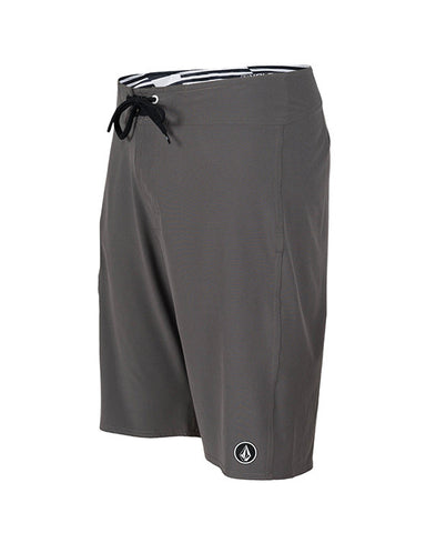 "LIDO SOLID 20"" BOARDSHORT GREY"