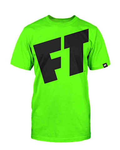 FREESTYLE TEE LIME