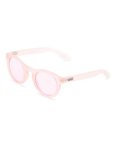 LOLLIGAGGER SUNGLASSES FROSTED TRANSLUCENT