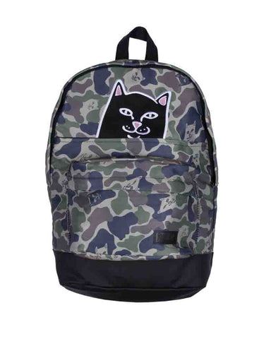 LORD JERMAL BACKPACK ARMY CAMO