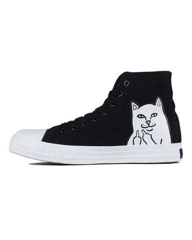 HIGH TOP SHOES NERM HIGHS BLACK
