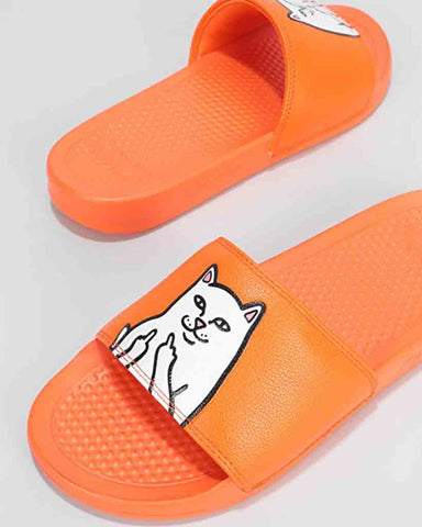 LORD NERMAL SLIDES SAFETY ORANGE