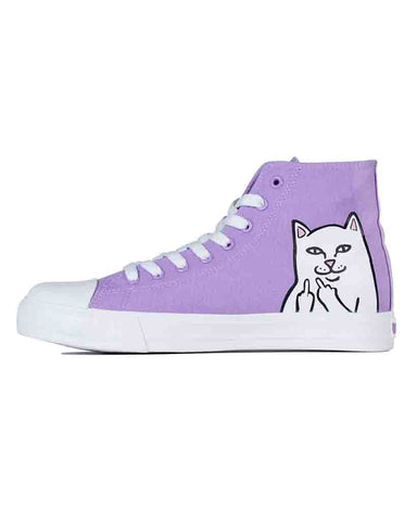LORD NERMAL HIGH TOPS SHOES LAVENDER