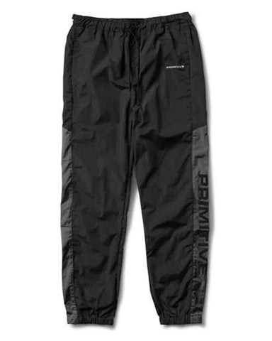 MACBA NYLON PANT BLACK