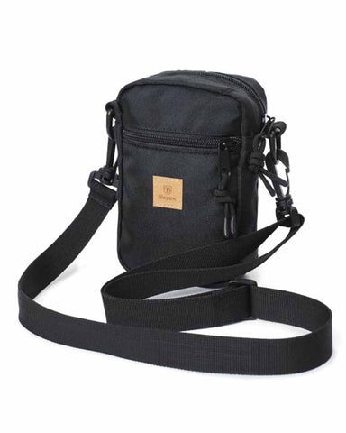MAIN LABEL HIP PACK BLACK