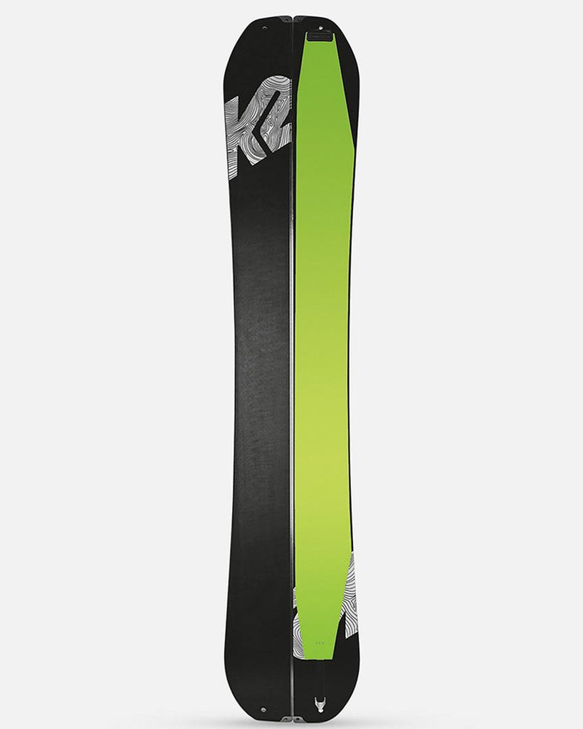 Snowboard K2 MARAUDER SPLIT PACKAGE 163 WIDE 2020 PRÉ-COMMANDER