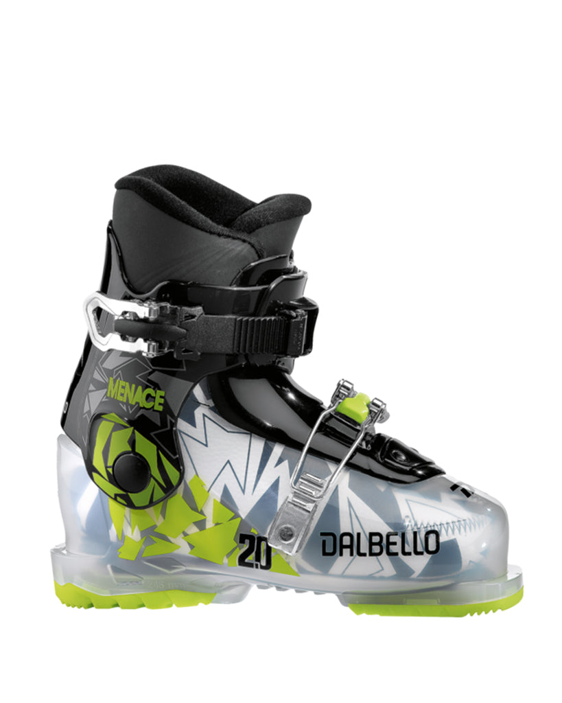 Ski Boots DALBELLO THREAT 2.0 JR TR / BLACK 2019