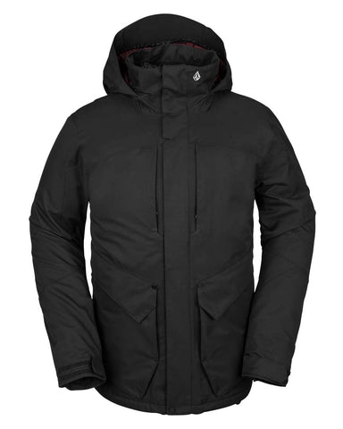 ANDERS 2L TDS JACKET - BLACK