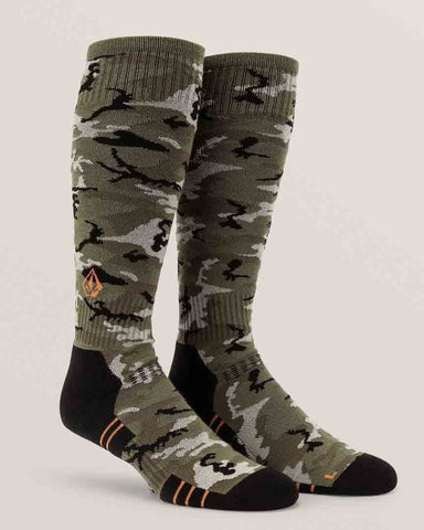 MENS LODGE SOCK - GI CAMO