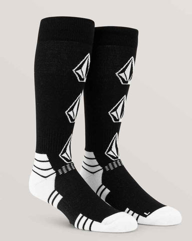 MENS SYNTH SOCK - BLACK