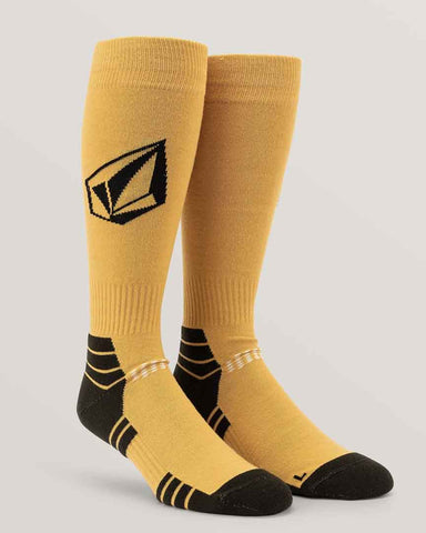 MENS SYNTH SOCK - RESIN GOLD