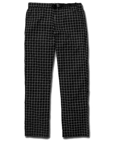 MOOVER COMFORT CHINOS - BLACK