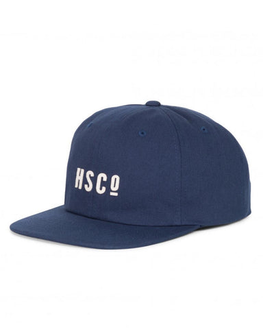 MOSBY CAP COTTON NAVY