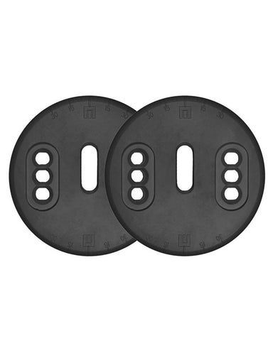 MOUNTING DISC EST NYLON BLACK