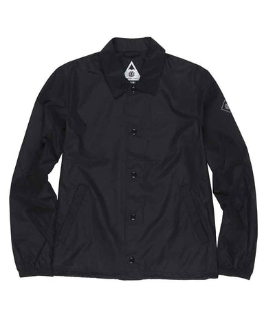 MURRAY TW COACH JACKET FLINT BLACK