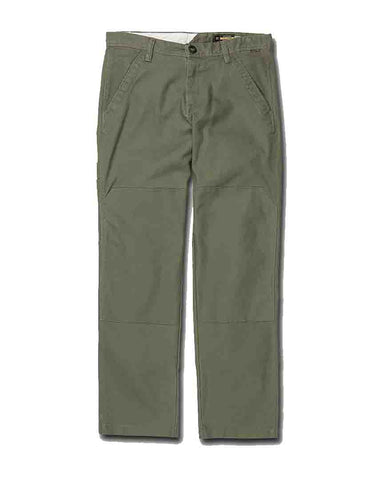 NAILER CANVAS PANTS - ARMY GREEN COMBO