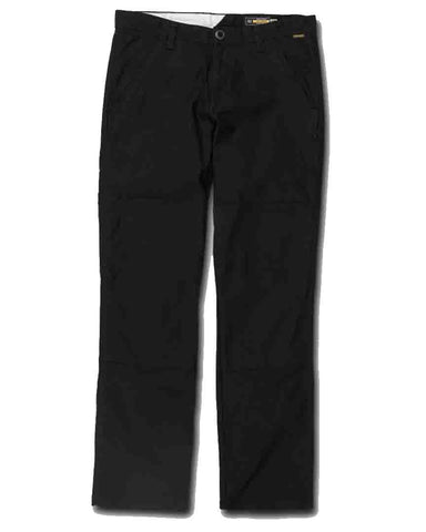 NAILER CANVAS PANTS - BLACK