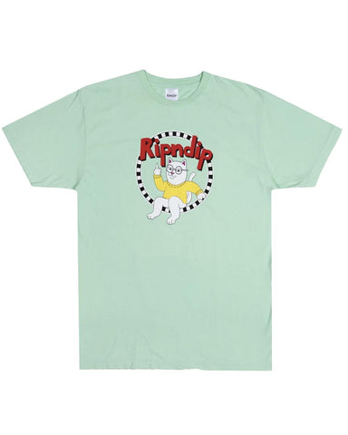 NARTHUR TEE LIGHT MINT