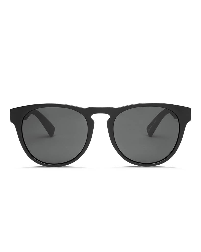 Sunglasses ELECTRIC NASHVILLE MATTE WHITE OHM GRAY