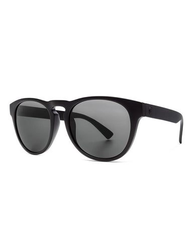 NASHVILLE POLARIZED GLOSS BLACK OHM POLAR GREY