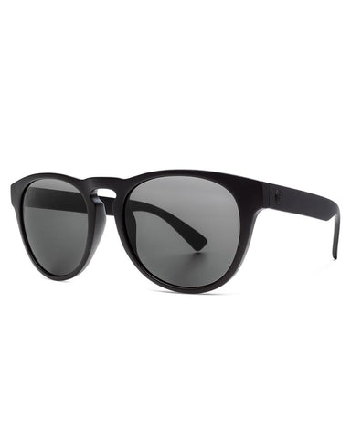 NASHVILLE XL POLARIZED MATTE BLACK OHM POLAR GREY