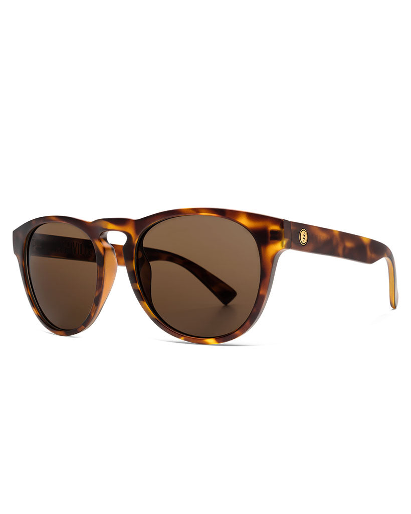 Lunettes soleil ELECTRIC KNOXVILLE XL GLOSS TORT OHM BRONZE