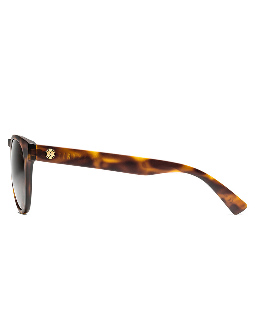 Sunglasses ELECTRIC KNOXVILLE XL GLOSS TORT OHM BRONZE