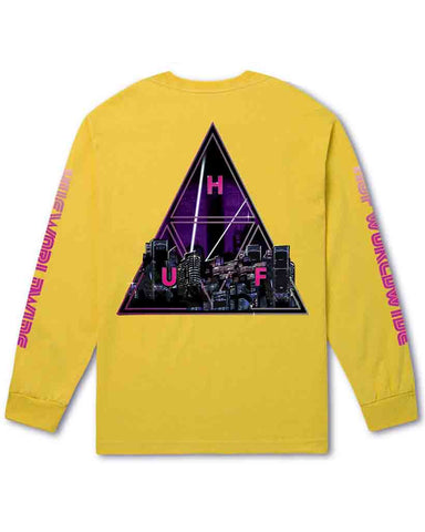 NEO TRIPLE TRIANGLE LONG SLEEVE SUPER LEMON