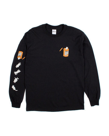NERMAL PILLS LS BLACK