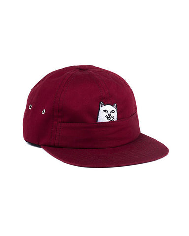 NERMAL POCKET 6 PANEL MAROON