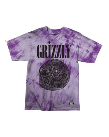 NEVERMIND PURPLE TIE-DYE