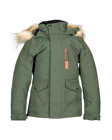 GIRLS ESPEN JACKET FATIGUE