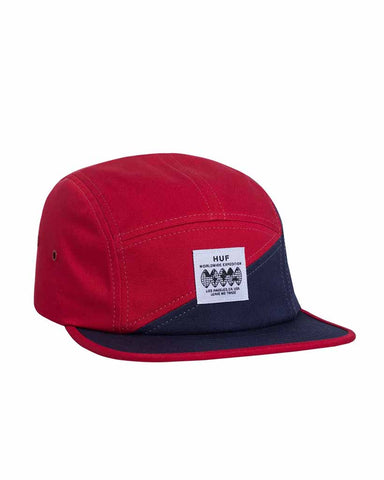 NO TRACE VOLLEY HAT SCARLET