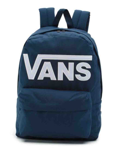 OLD SKOOL DROP V BACKPACK DRESS BLUES