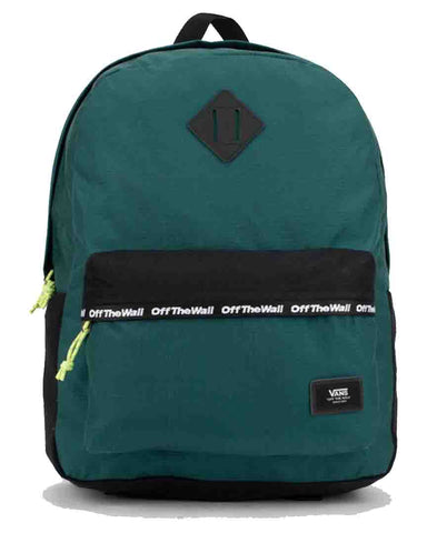 OLD SKOOL PLUS II BACKPACK TREKKING GREEN