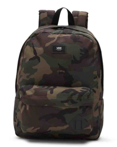 OLD SKOOL PRINTED BACKPACK CLASSIC CAMO