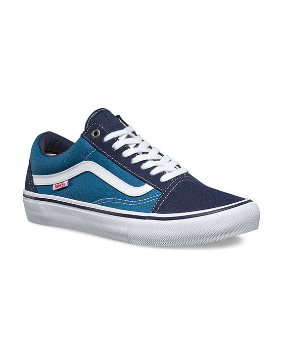 VANS OLD SKOOL PRO NAVY Shoes STV NAVY
