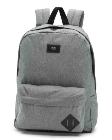 OLD SKOOL SOLID BACKPACK HEATHER SUITING