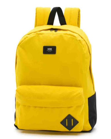OLD SKOOL SOLID BACKPACK SULPHUR